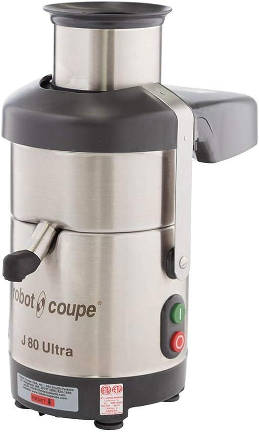 Robot Coupe J80 - Exprimidor automático con expulsión de pulpa ...