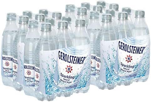 Sparkling Water: Gerolsteiner