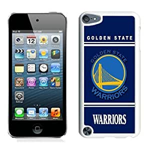 New Custom Design Cover Case For iPod Touch 5th Generation Golden state warriors 10 White Phone Case