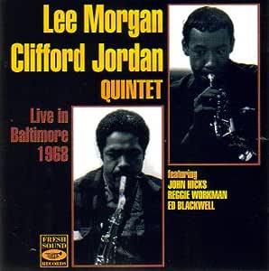 Baltimore 1968: Lee Morgan, Jordan: Amazon.es: Música