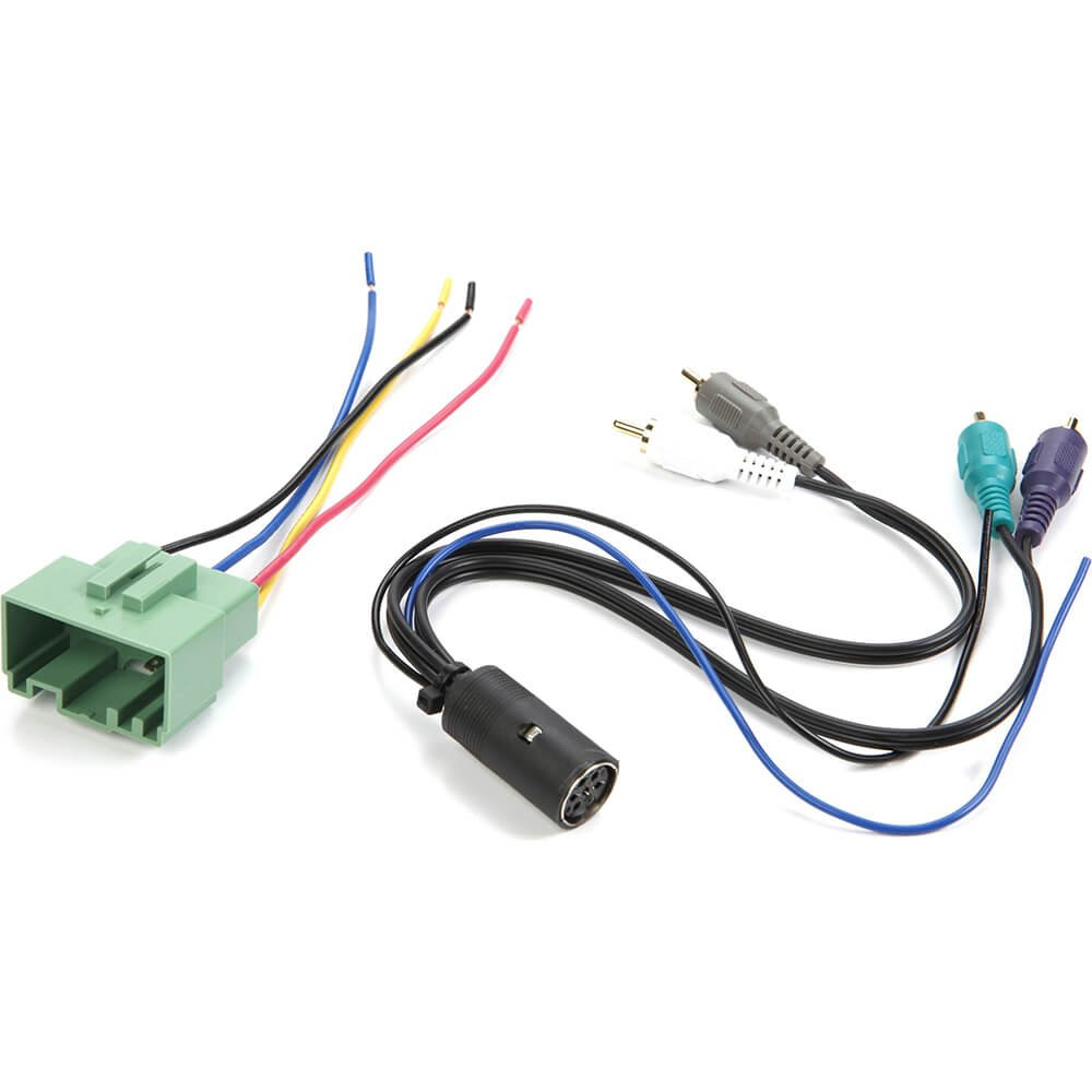 Metra 709223 Amplifier Bypass for 1999-2009 Volvo Vehicles 70-9223