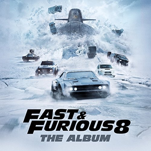 Price comparison product image Fast & Furious 8: The Album