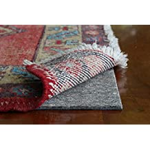Superior Lock Rug Pad by Rug Pad USA, Comfortable Non-Slip Felt & Rubber Rug Padding for Hardwood Floors