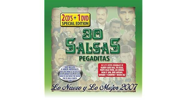 30 Salsas Pegaditas: Lo Nuevo Y Lo Mejor 2007 - 30 Salsas Pegaditas: Lo Nuevo Y Mejor 2007 - Amazon.com Music
