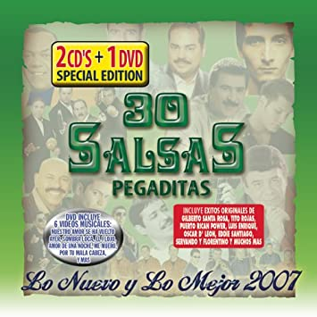 30 Salsas Pegaditas: Lo Nuevo Y Mejor 2007
