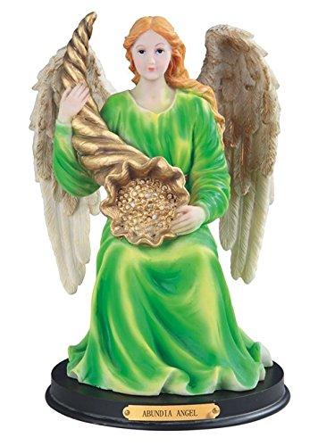 12 Inch Angel de la Abundancia Abundance Abundia Statue Figurine Image Figure