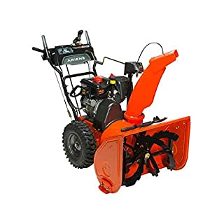 two stage gas snow blower