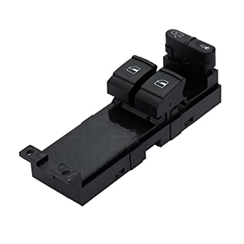 6pcs//1 set Electric Car Window Switch Control Push Button
