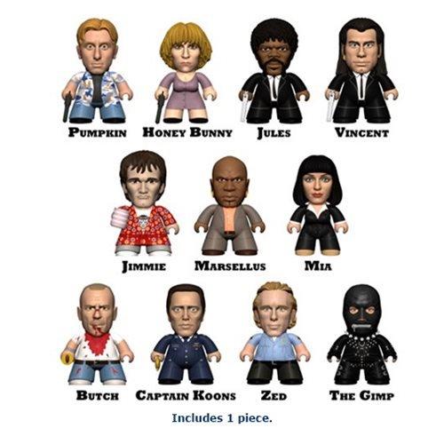 The Pulp Fiction Titans Random Mini-Figure