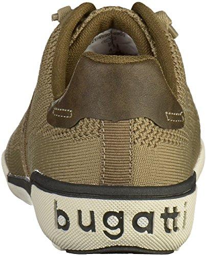 Bugatti 321465046900, Scarpe da Ginnastica Basse Uomo Grün(hellgrün)