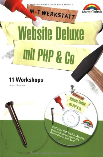 Website Deluxe mit PHP & Co - M+T Werkstatt 11 Workshops