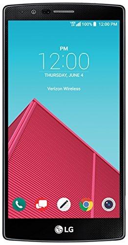 LG G4 Cell Phone Deep Blue (Verizon Wireless) LG-VS986BLUE