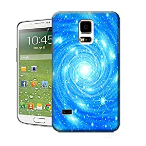 Lavender's shop Star Blue TPU Hard Cover Case Samsung Galaxy S5