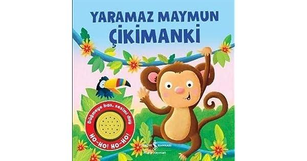 Yaramaz Maymun Cikimanki Muzikli Kitap Is Bankasi Kultur