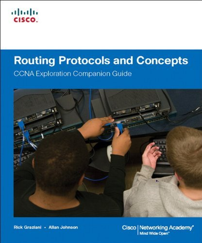 Routing Protocols and Concepts, CCNA Exploration Companion Guide (Cisco Systems Networking Academy Program) by Rick Graziani (6-Dec-2007) Hardcover (Routing Protocols And Concepts Ccna Exploration Companion Guide)
