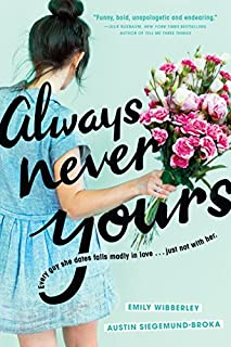 Book Cover: Always Never Yours