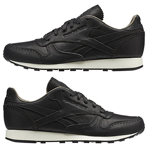 REEBOK CL LEATHER LUX H Negro