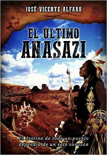 Portada del libro El último anasazi