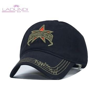 YUANBAOG Army Cap tropa Especial Gorra de béisbol de Marca para ...
