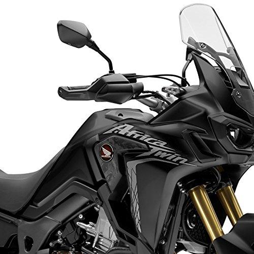 03f62e13a0a Protège Depósito Bagster Honda CRF 1000 Africa Twin 2016 negro mate Semilla:  Amazon.es: Coche y moto