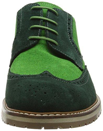 SOTOALTO Blucher, Scarpa Uomo Verde (Verde /Verde)