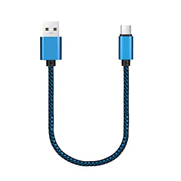 Vimoli Tipo C Cargador de Carga Rápida Mini 0,3M USB Type C ...