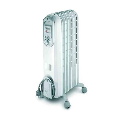 Delonghi Electrodomesticos España. S.L.U. - Radiador aceite vento v550715 delonghi 1500w