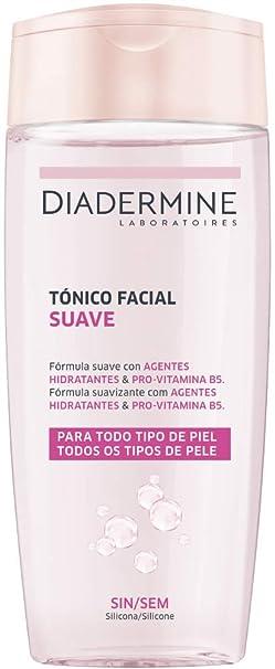 Diadermine - Tónico facial suave - 2 uds de 200ml