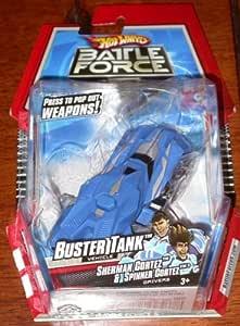 Buster Tank | Hot Wheels Battle Force 5 Wiki | Fandom