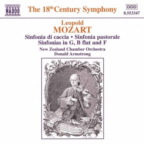 Mozart, L.: Sinfonia Di Caccia / Sinfonia Pastorale