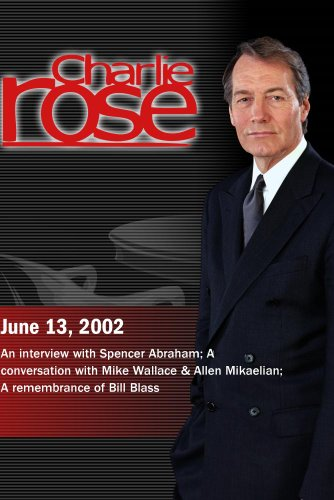 charlie-rose-with-spencer-abraham-mike-wallace-allen-mikaelian-bill-blass-june-13-2002