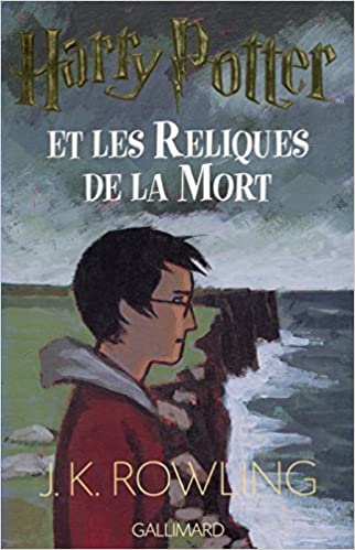 Amazon Fr Harry Potter Tome 7 Harry Potter Et Les