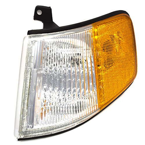Honda Civic Coupe Replacement Corner Light Assembly - Driver Side