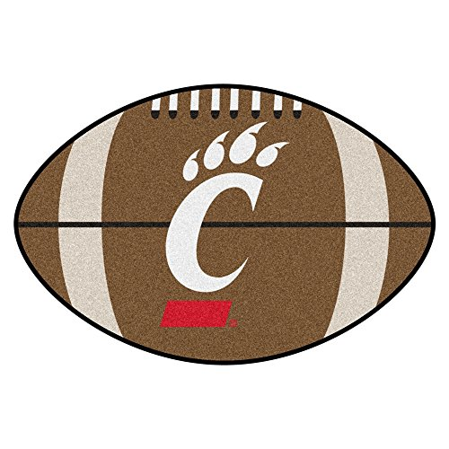 - University of Cincinnati Football Area Rug