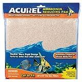Ammonia Remover Infused Aquarium Pad [Set of 2]