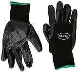 Boss Gloves 8436M Assembly Grip Glove, Size Medium, Color Black