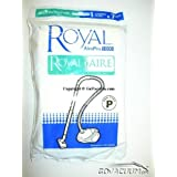 Royal / Dirt Devil Standard Paper Bags - 7 Packs - Airo-Pro Canister plus 1 filter - Type P Part# 3-RY1100-001