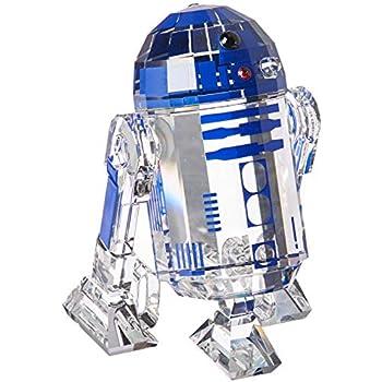 48145e964 Amazon.com : Swarovski Star Wars Stormtrooper Figurine New 2018 ...