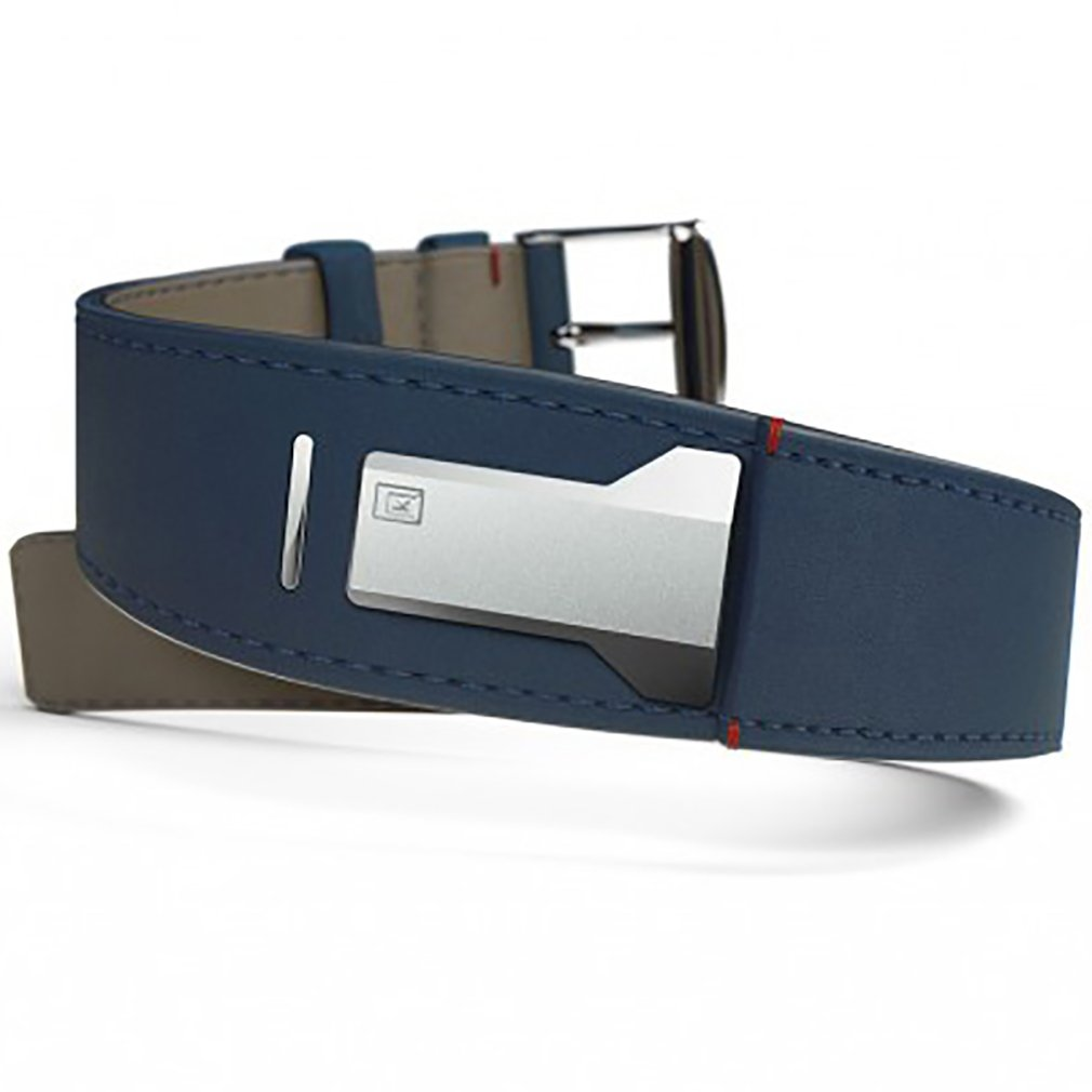 Klokers klink-01 klok-01 klok-02 watchband strap leather blue indigo