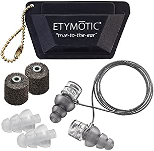 Etymotic ER20XS-UF-P Research High Fidelity Earplugs
