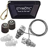 Etymotic Research ER20XS High-Fidelity Earplugs (Concerts, Musicians, Airplanes, Motorcycles, Sensitivity and Universal Heari