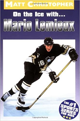 ##TXT## On The Ice With... Mario Lemieux. Obtenga cambio Chemical Health Higgs PRIMARIA