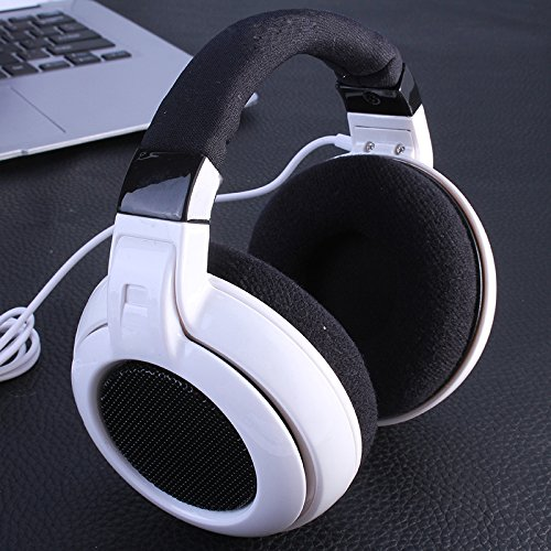 Headphone Neckband Gaming Headset,Portable Neck Cross Earphones with Micphone,Compatiable with PC compucter and Mobile phone. (Siberia Neckband)