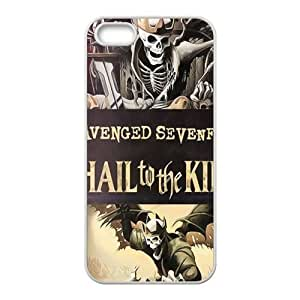 avenged sevenfold hail to the king Phone Case for iPhone 5S Case