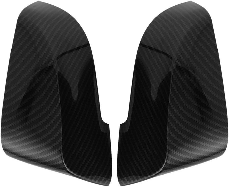 Auto Rückspiegel Abdeckung Kohlefaser Stil L R Türflügel Schutz Passt Für F10 F11 F18 2014 2016 Auto