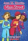 Coming Apart, Ann M. Martin, 0545068967