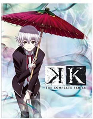 Amazon com: K - The Complete Series (Limited Edition)(Blu