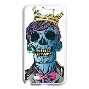 Samsung Galaxy Note 2 Case Zombies Cute For Girls White Yearinspace170986