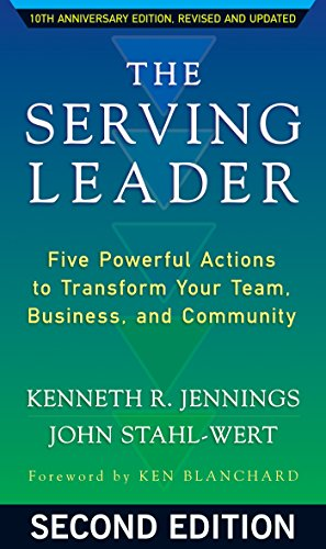 Amazon the serving leader five powerful actions to transform the serving leader five powerful actions to transform your team business and community fandeluxe Gallery