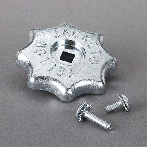 Metal Hand-Wheel W/Screw